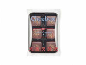 Chocbox Salted Caramel 75g